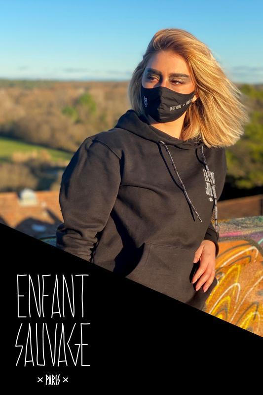 masque-de-protecton-noir-enfant-sauvage-paris-parallax-gamme-training-boutique-streetwear-paris-aux-influences-de-la-rue