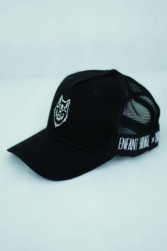 enfant-sauvage-casquette-trucker-noir-logo-brode-paris