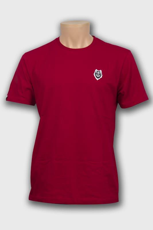 enfant-sauvage-paris-tee-shirt-wolf-rouge boutique streetwear