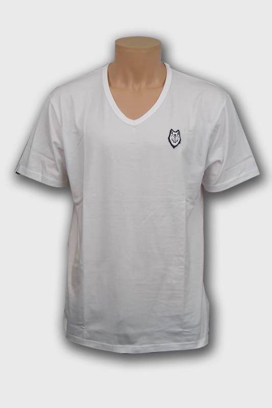 enfant-sauvage-paris-tee shirt-wolf-vintage-blanc boutique streetwear