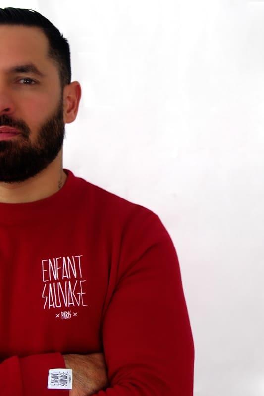 enfant-sauvage-sweet-roundneck-pocket-rouge-avant