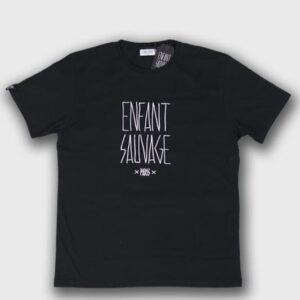 enfant-sauvage-tee-shirt-authentique-enfant-noir