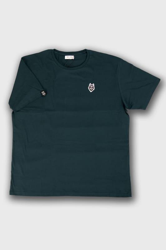 enfant-sauvage-tee-shirt-classic-wolf-marine boutique streetwear pret a porter vetements de sport
