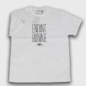enfant-sauvage-tee-shirt-old oversize-blanc boutique streetwear vetements sport