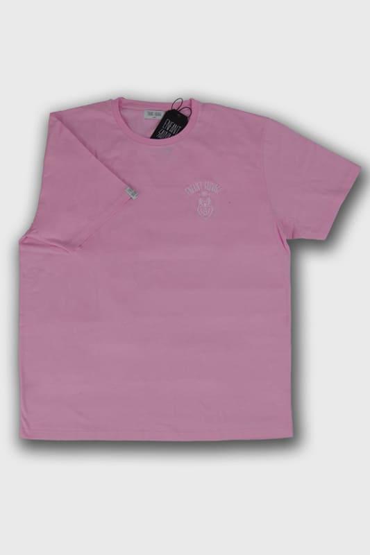 enfant-sauvage-tee-shirt-wolf-style-rose boutique streetwear pret a porter vetements de sport