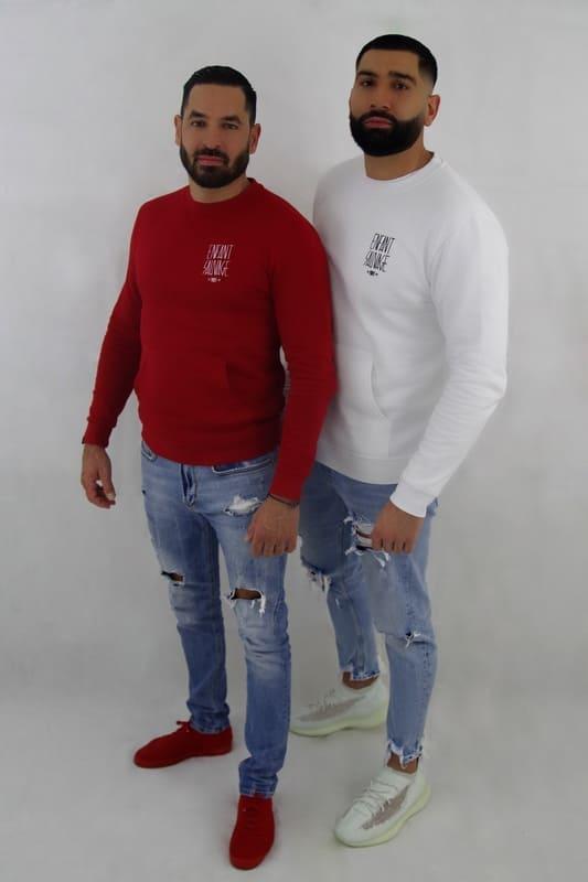 enfant-sauvage-sweet-roundneck-pocket-rouge-blanc-boutique-streetwear-aux-influences-de-la-rue