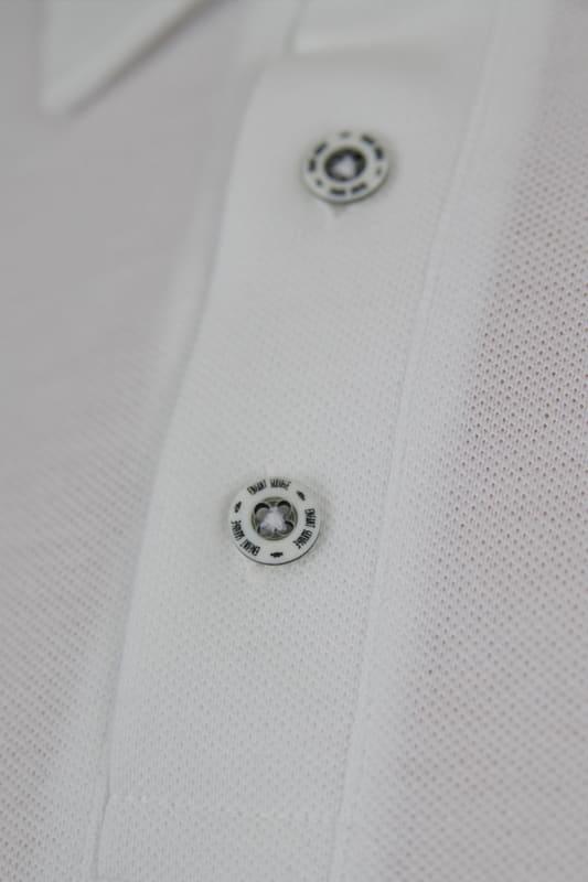 polo wolf blanc boutique en ligne streetwear aux influences de la rue