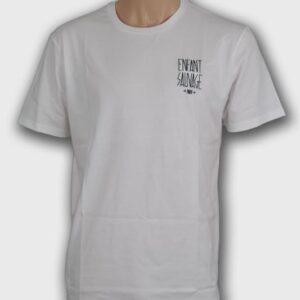 t shirt classic 100 bio blanc manches courtes boutique en ligne streetwear