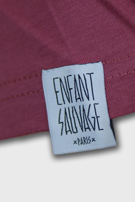 t shirt classic 100 bio bordeaux boutique en ligne streetwear
