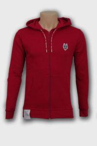 veste hoodie wolf manche longue tendance de la rue boutique streetwear